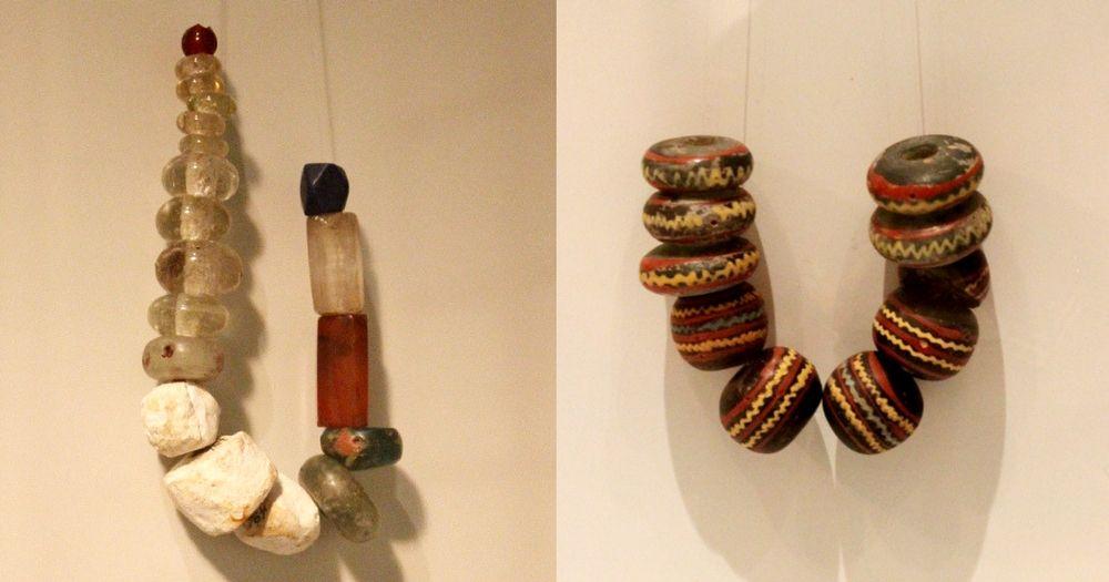 Iron Age beads