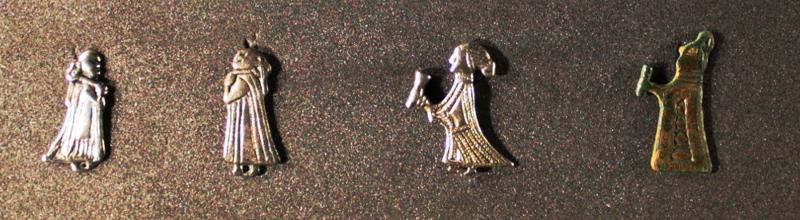 Valkyrie pendants
