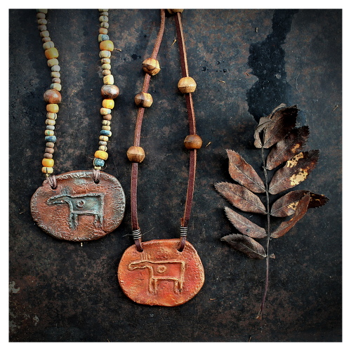 Shaman necklaces